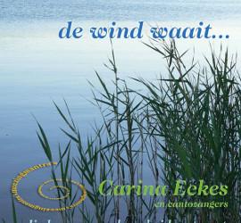 Carina Eckes, de wind waait